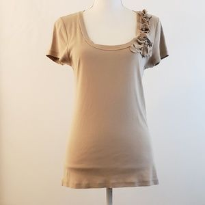J.CREW factory women's top size large
